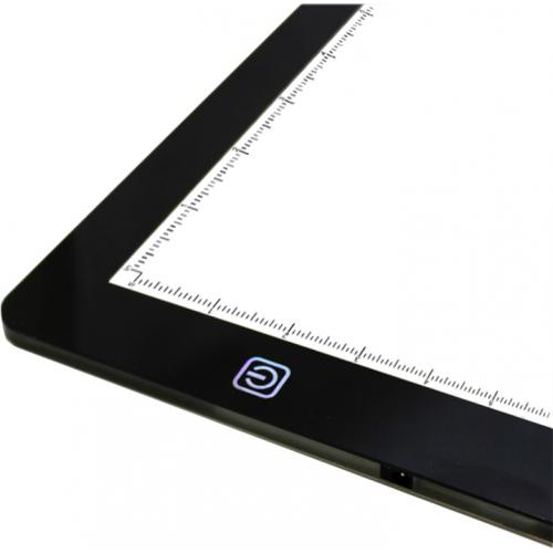 "Adesso CyberPad P2  12"" X 17"" LED Light Tracing Pad Alternate-Image1/500"