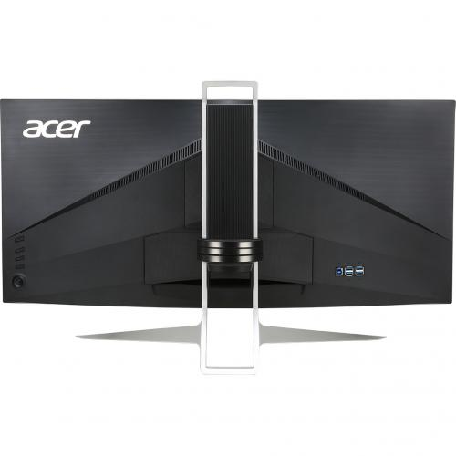 """Acer XR382CQK 37.5"""" UW QHD+ Curved Screen LED LCD Monitor   21:9   Black Alternate-Image1/500"""