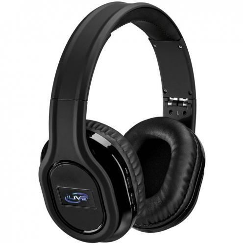 ILive Noise Canceling Wireless Headphones Alternate-Image1/500