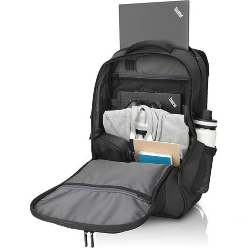 """Lenovo Passage Carrying Case (Backpack) For 17"""" Notebook   Charcoal Alternate-Image1/500"""