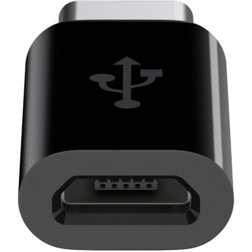 Belkin USB C™ (aka Type C™) To Micro USB Adapter F2CU058btBLK Alternate-Image1/500