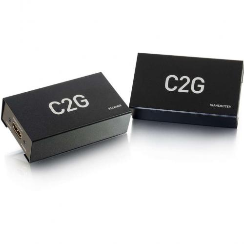 C2G HDMI Over Cat5/Cat6 Extender Alternate-Image1/500