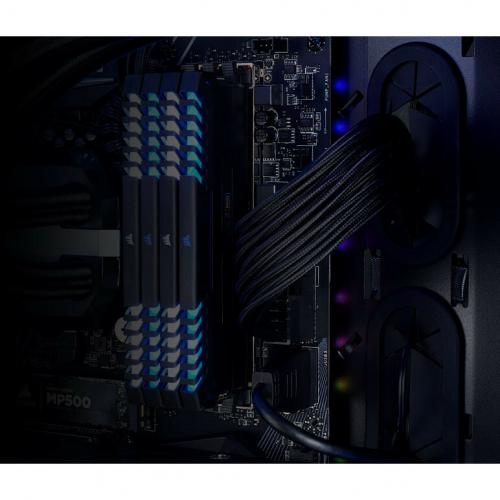 Corsair Crystal 570X RGB Mirror Black Tempered Glass, Premium ATX Mid Tower Case Alternate-Image1/500