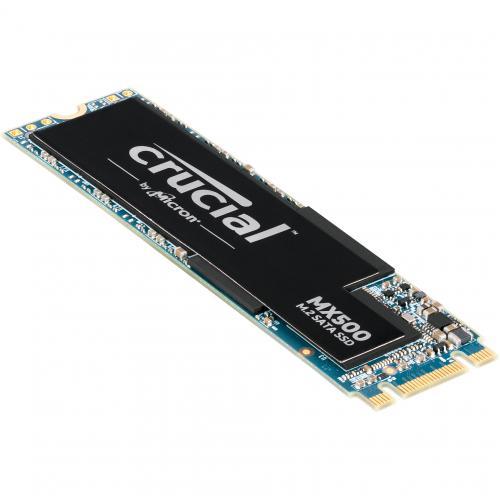 Crucial MX500 1 TB Solid State Drive   M.2 2280 Internal   SATA (SATA/600) Alternate-Image1/500