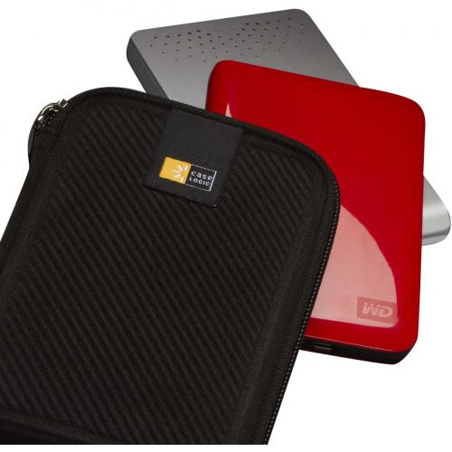 Case Logic Portable Hard Drive Case Alternate-Image1/500