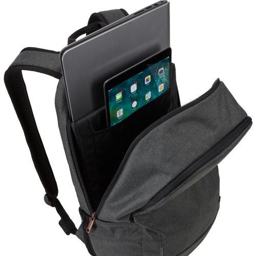 """Case Logic Era 3203697 Carrying Case (Backpack) For 16"""" Notebook   Black Alternate-Image1/500"""