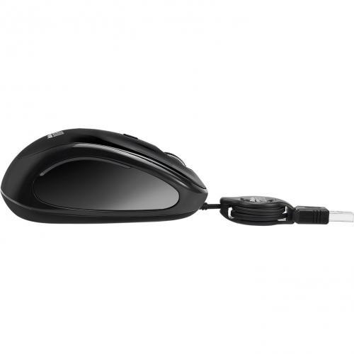 Adesso IMouse S8B   USB Illuminated Retractable Mini Mouse Alternate-Image1/500