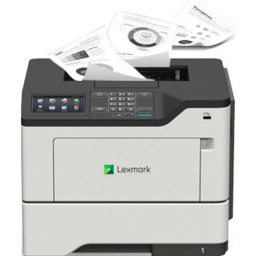 Lexmark MS620 MS622de Desktop Laser Printer   Monochrome Alternate-Image1/500