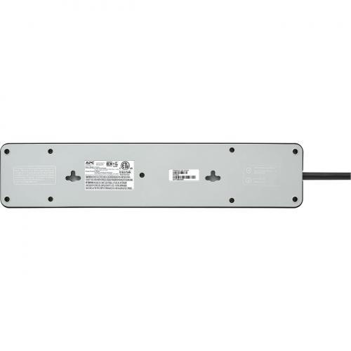 APC By Schneider Electric SurgeArrest Home/Office 12 Outlet Surge Suppressor/Protector Alternate-Image1/500