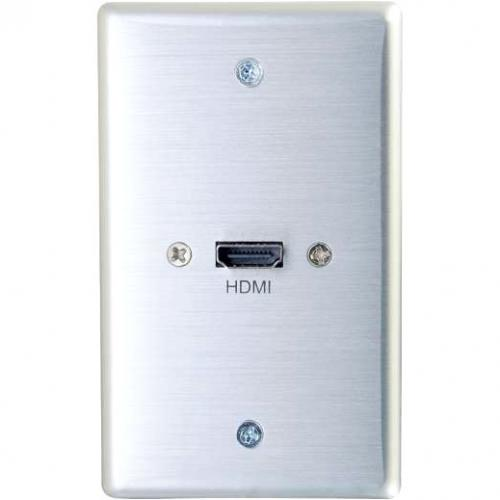 C2G HDMI Wall Plate   Single Gang Alternate-Image1/500