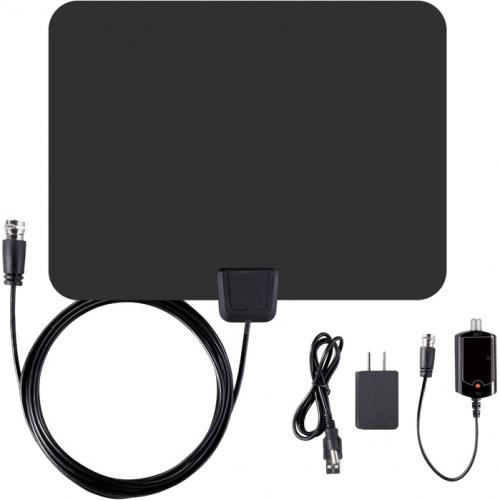 Ematic HDTV Antenna & Amplifier Alternate-Image1/500