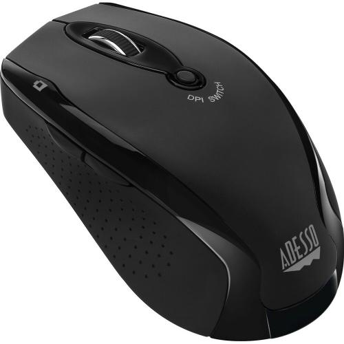Adesso IMouse M20B   Wireless Ergonomic Optical Mouse Alternate-Image1/500