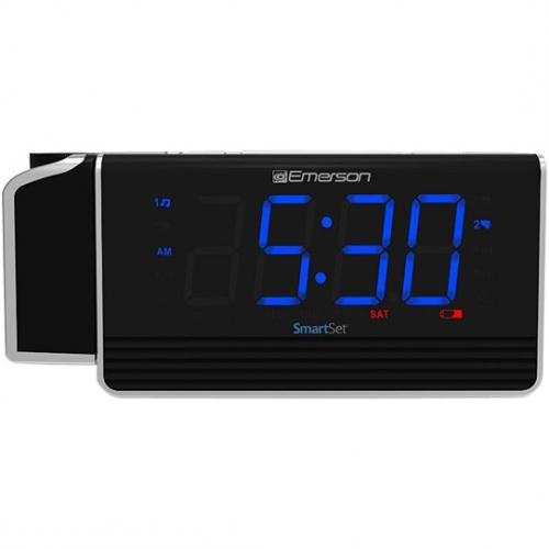 Emerson SmartSet ER100103 Clock Radio Alternate-Image1/500