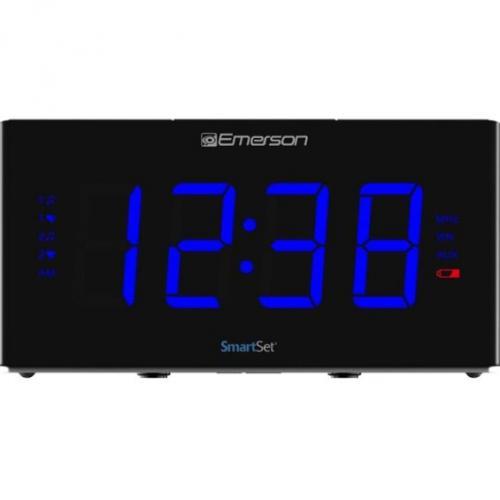 Emerson SmartSet ER100105 Clock Radio Alternate-Image1/500