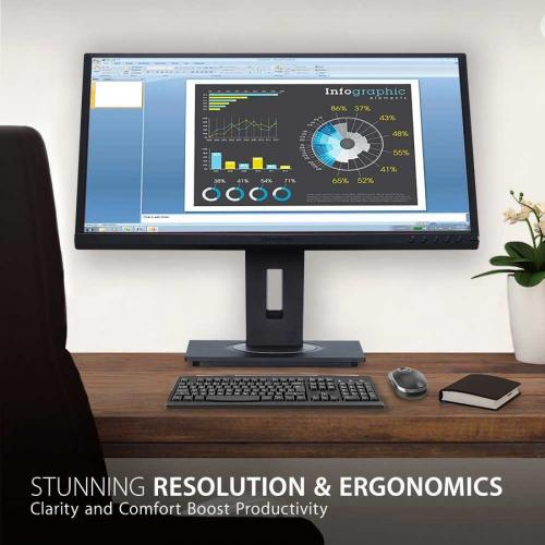 "Viewsonic VG2748 27"" Full HD WLED LCD Monitor   16:9 Alternate-Image1/500"