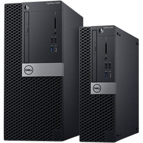 OPTI 5060 I5/3.0 8GB 500G RAD R5 430 W10 Alternate-Image1/500