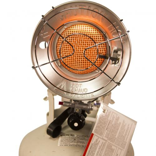 DuraHeat TT 15CSA Propane(LP) Tank Top Heater With Tip Over Shut Off Alternate-Image1/500