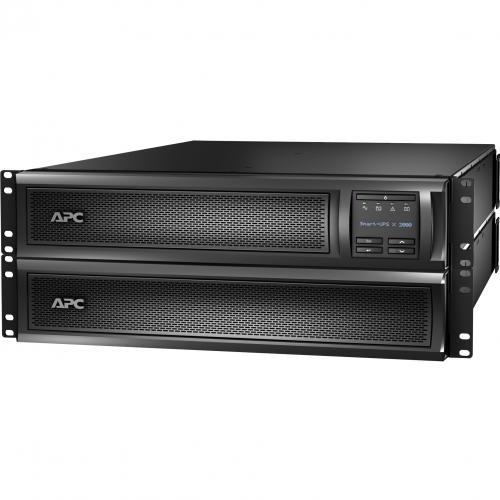 APC By Schneider Electric Smart UPS SMX2KRMLVNCUS 1.92kVA Tower/Rack Mountable UPS Alternate-Image1/500