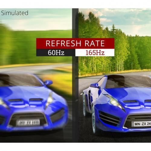 "Viewsonic XG2760 27"" WQHD WLED Gaming LCD Monitor   16:9 Alternate-Image1/500"