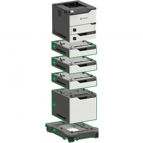 Lexmark MS820 MS823dn Laser Printer   Monochrome Alternate-Image1/500