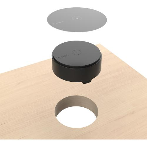 Belkin BOOST↑UP Wireless Charging Spot (Recessed/ Hidden Installation) Alternate-Image1/500