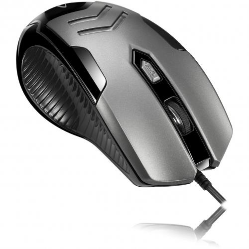 Adesso Multi Color 6 Button Gaming Mouse Alternate-Image1/500