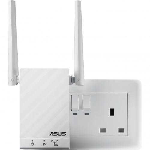 Asus RP AC55 IEEE 802.11ac 1.17 Gbit/s Wireless Range Extender Alternate-Image1/500
