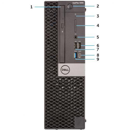 OPTI 5060 I5/3.0 6C 4GB 500GB W10 Alternate-Image1/500