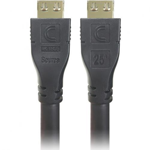 Comprehensive Plenum Pro AV/IT HDMI A/V Cable Alternate-Image1/500