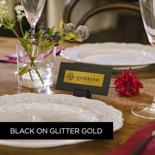 Brother TZe Premium Glitter Laminated Tape   12mm Alternate-Image1/500