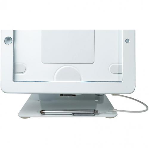 CTA Digital Desk Mount For IPad, IPad Air, IPad Pro   White Alternate-Image1/500
