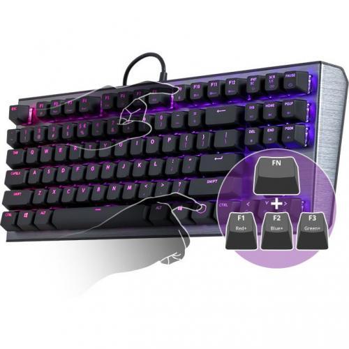 Cooler Master CK530 Gaming Keyboard Alternate-Image1/500