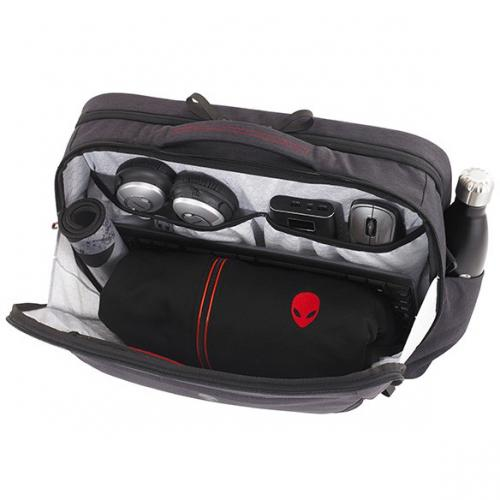 "Mobile Edge Elite Carrying Case (Backpack) For 17.3"" Dell Notebook   Black, Gray Alternate-Image1/500"