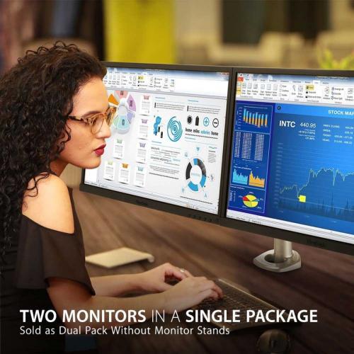 "Viewsonic VG2448 H2 24"" Full HD WLED LCD Monitor   16:9 Alternate-Image1/500"