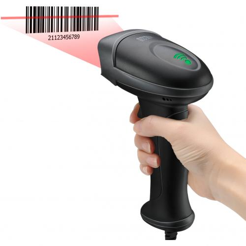 Adesso NuScan 2500CU Spill Resistant Antimicrobial CCD Barcode Scanner Alternate-Image1/500