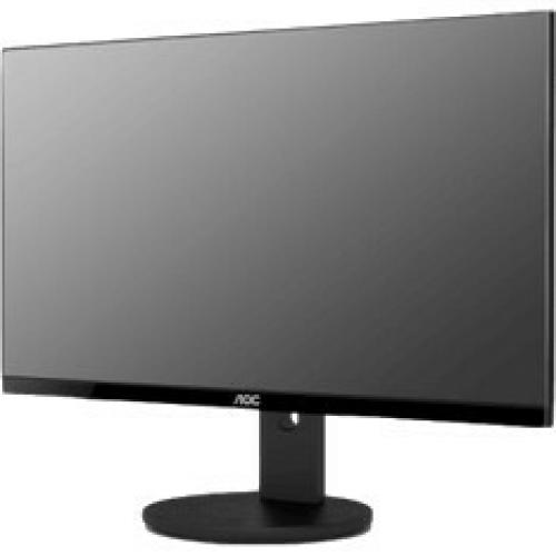 "AOC U2790VQ 27"" 4K UHD WLED LCD Monitor   16:9   Black Alternate-Image1/500"