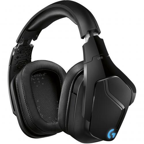 Logitech G935 Wireless 7.1 Surround Lightsync Gaming Headset Alternate-Image1/500