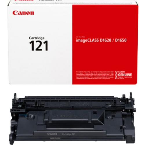 Canon 121 Original Toner Cartridge   Black Alternate-Image1/500