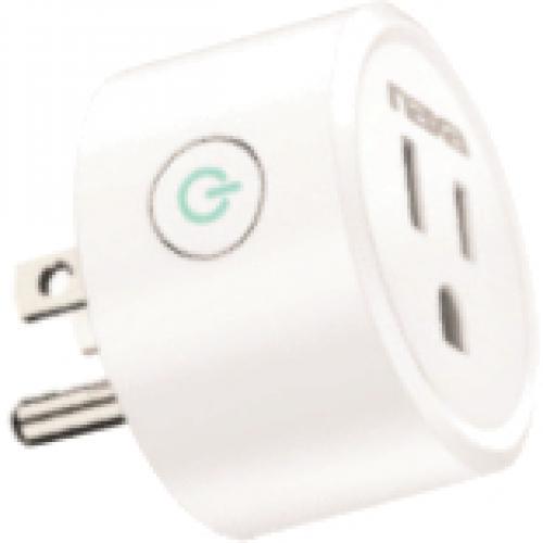 Naxa Wi Fi Smart Plug Alternate-Image1/500