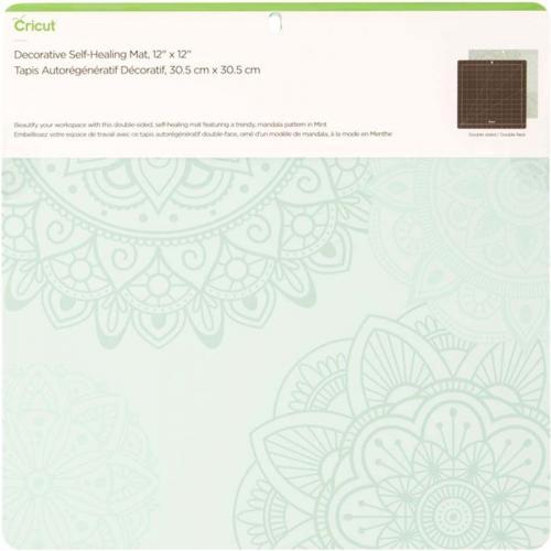 "Cricut Decorative Self Healing Mat, Mint   12"" X 12"" Alternate-Image1/500"