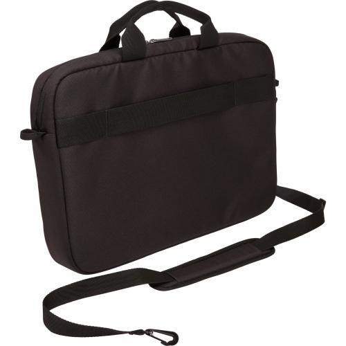 "Case Logic Advantage ADVA 116 BLACK Carrying Case (Attaché) For 10"" To 16"" Notebook   Black Alternate-Image1/500"