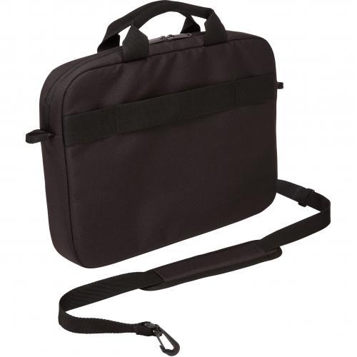 "Case Logic Advantage ADVA 114 BLACK Carrying Case (Attaché) For 10"" To 14.1"" Notebook   Black Alternate-Image1/500"