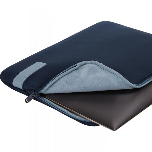"Case Logic Reflect Carrying Case (Sleeve) For 13"" Notebook   Dark Blue Alternate-Image1/500"