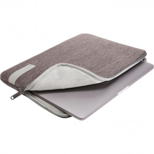 """Case Logic Reflect REFMB 113 GRAPHITE Carrying Case (Sleeve) For 13"""" Apple MacBook Pro   Gray Alternate-Image1/500"""