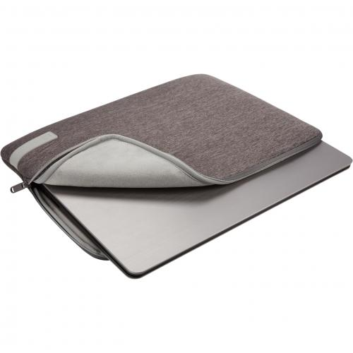 """Case Logic Reflect REFPC 116 GRAPHITE Carrying Case (Sleeve) For 16"""" Notebook   Gray Alternate-Image1/500"""