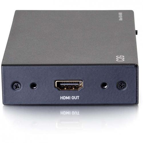 C2G 4K HDMI Selector Switch   UltraHD HDMI Switch   5x1 Alternate-Image1/500