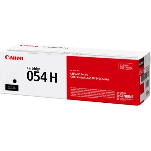 Canon 054H Original Toner Cartridge   Black Alternate-Image1/500