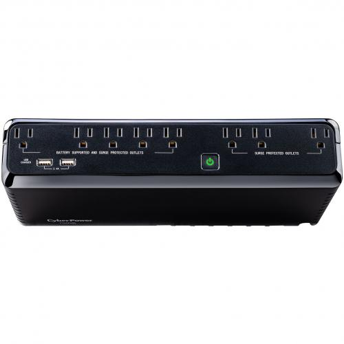 CyberPower Standby SL700U 700VA Slim Line UPS Alternate-Image1/500
