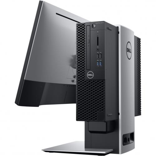 Dell OptiPlex 3000 3070 Desktop Computer   Intel Core I5 9th Gen I5 9500 3 GHz   8 GB RAM DDR4 SDRAM   1 TB HDD   Small Form Factor Alternate-Image1/500
