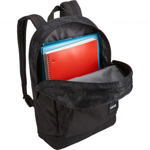 Case Logic Founder CCAM 2126 BLACKCAMO Carrying Case (Backpack) Accessories, Bottle, Electronic Equipment, Pen, Book, Folder   Black Camo Alternate-Image1/500